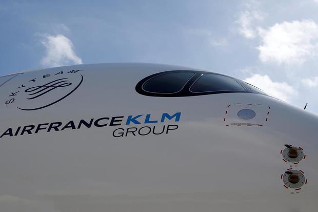 Air France Klm-Airbus/A350