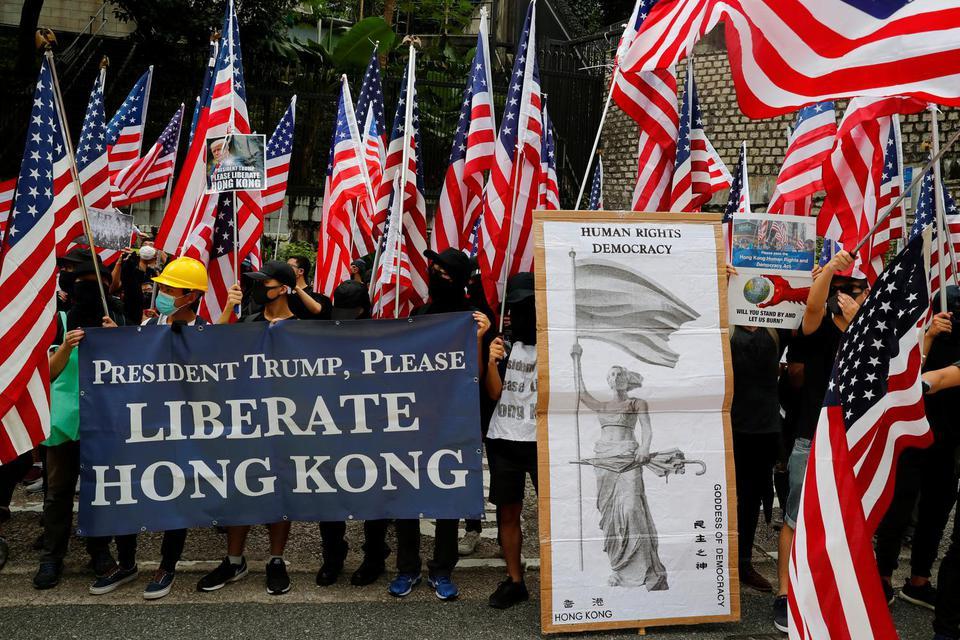 amerika serikat, as, tiongkok, hong kong