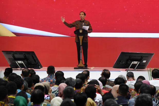 Jokowi geram, lelang proyek, LKPP.