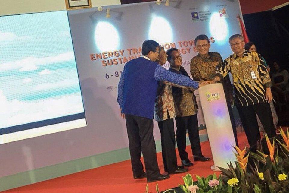 ESDM, energi baru terbarukan