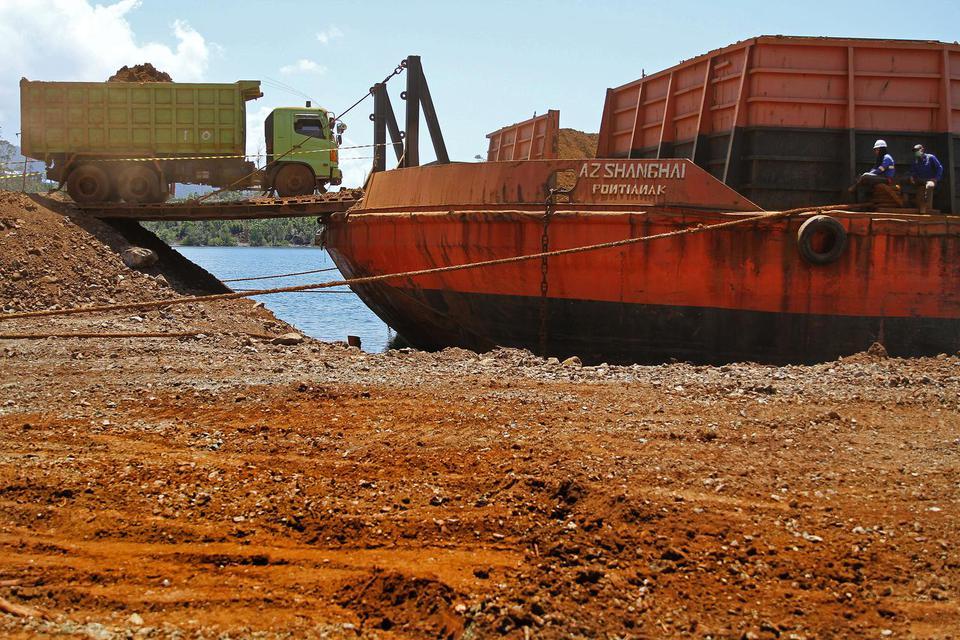 larangan ekspor nikel