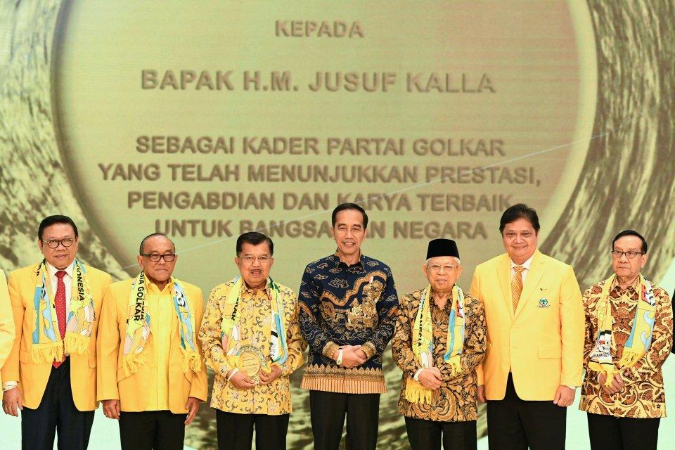 Golkar, Jokowi