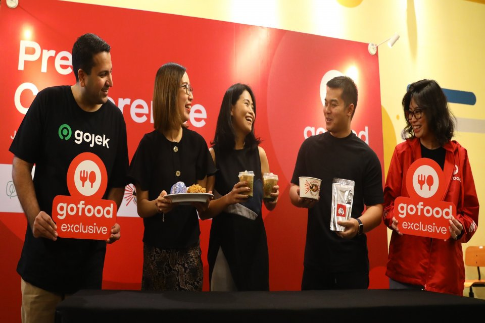 Gojek meluncurkan tiga layanan baru untuk memperkuat GoFood