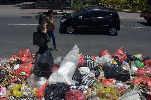 daur ulang sampah, bappenas, emisi karbon