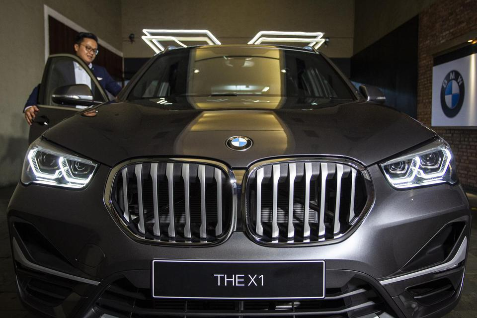 BMW Bidik Pasar Akhir Tahun dengan The New X1