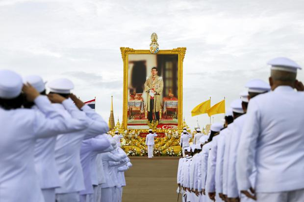 Raja Thailand, Raja Thailand Isolasi Diri di Jerman, Kekayaan Raja Thailand, Vajiralongkorn, virus corona, Thailand