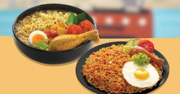 ICBP Cerita Enaknya Indomie, Jadi Sarana Kampanye hingga Alat Barter - Berita Katadata.co.id