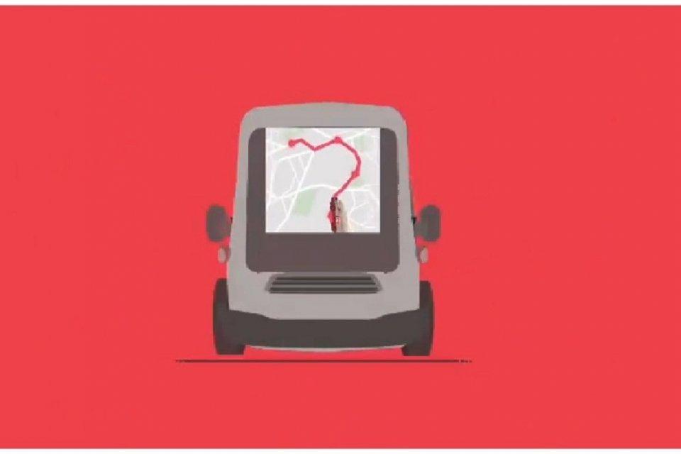 Ilustrasi icon Swvl. Startup asal Mesir, Swvl berencana masuk Indonesia pada akhir tahun depan.