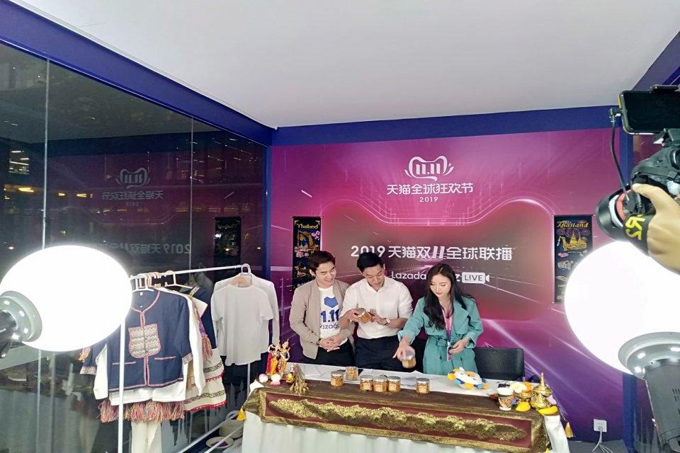Dalam Festival Belanja Online 11.11, sekitar 50 persen merek yang berpartisipasi ikut menyelenggarakan live streaming.