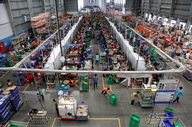 Warehouse Lazada