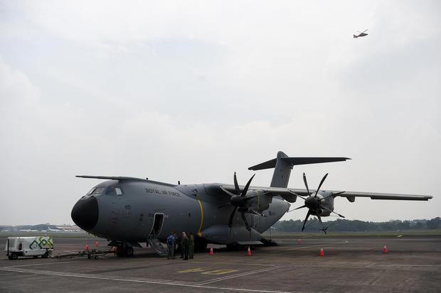 Bandara Halim, Banjir Jakarta, Bandara Halim Banjir, Banjir