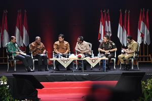 PANEL I RAKORNAS INDONESIA MAJU