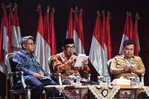 PANEL III RAKORNAS INDONESIA MAJU