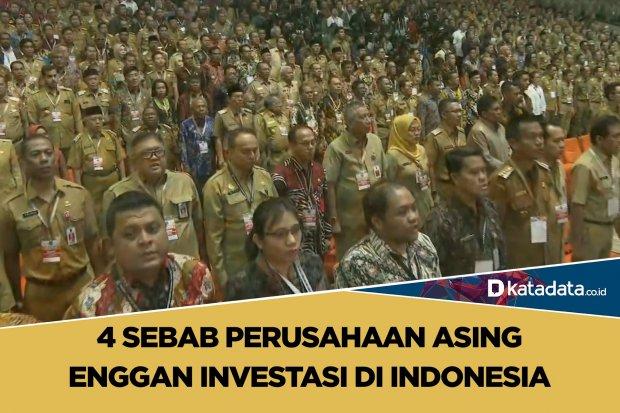 investasi perusahaan asing