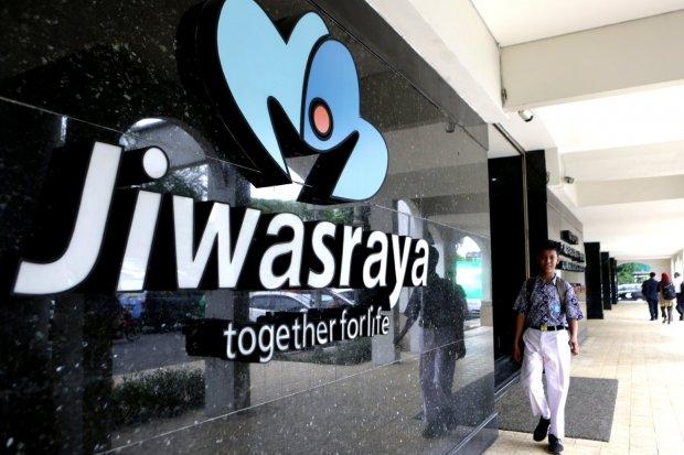 Ilustrasi, logo PT Asuransi Jiwasraya. Pengamat menilai pemerintah perlu memastikan pendanaan ke Jiwasraya sebelum melakukan restrukturisasi poli.