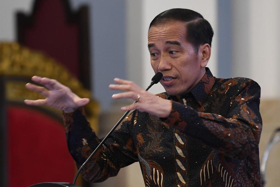 Jokowi, Sri Mulyani kawal RPJMN, Sri Mulyani