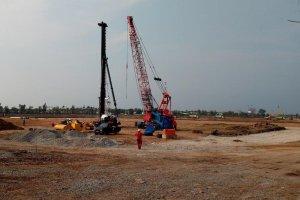 Persiapan Pembangunan Proyek Pembangkit Listrik Tenaga Gas dan Uap (PLTGU) Jawa I