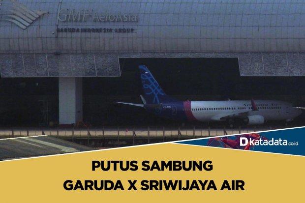 Garuda sriwijaya air