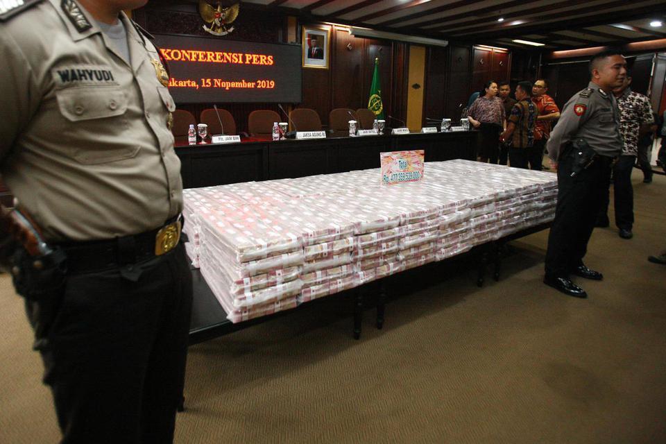 Korupsi PLN, korupsi 477 miliar, Kokos jiang, Kejaksaan