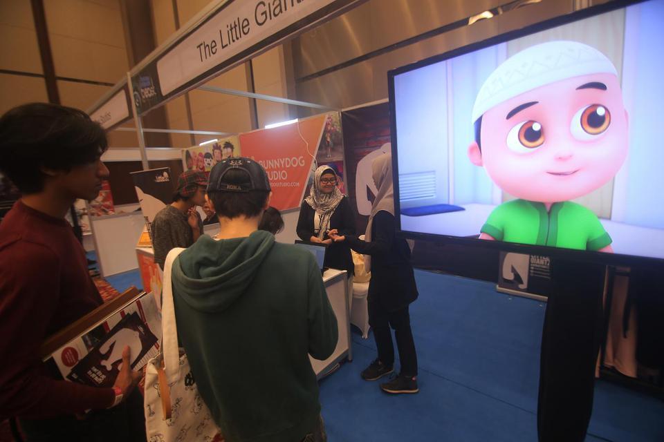 Industri Kreatif Terpukul Corona, Hanya Gim dan Animasi yang Tumbuh