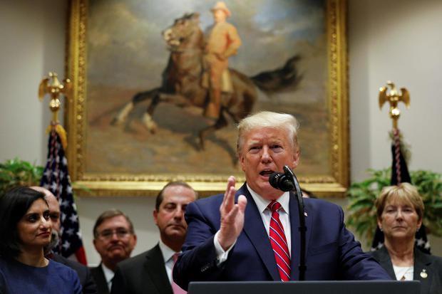 presiden AS, donald trump, kesepakatan dagang, tiongkok