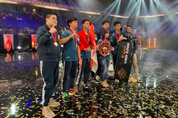 Mobile Legends, EVOS esports, turnamen Mobile Legends dunia, Indonesia juara dunia turnamen Mobile Legends, berita terkini hari ini