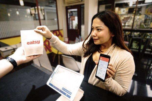 startup asal singapura, eatsy bakal masuk Indonesia, bersaing dengan Gojek dan Grab