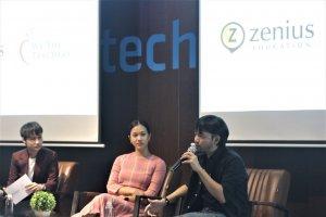 startup zenius