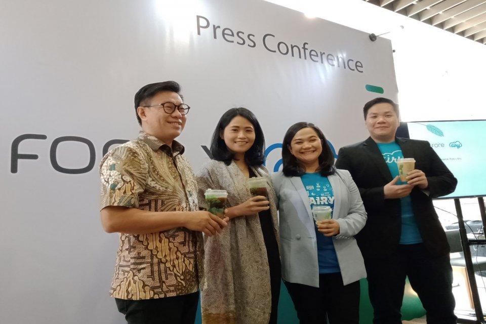 Fore Coffee, Airy Indonesia, Fore buka gerai di lokasi Airy, kerja sama Fore dan Airy, East Ventures, Willson Cuaca, ekspansi Fore Coffee, berita terkini hari ini