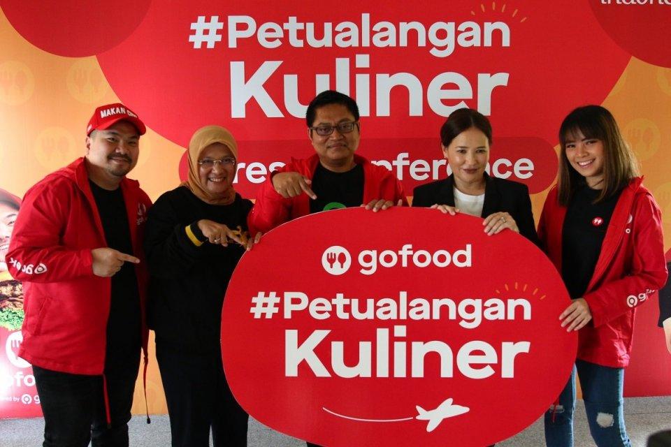 Gojek gandeng food vlogger dan perusahaan media massa asal as untuk promosikan kuliner mitra gofood