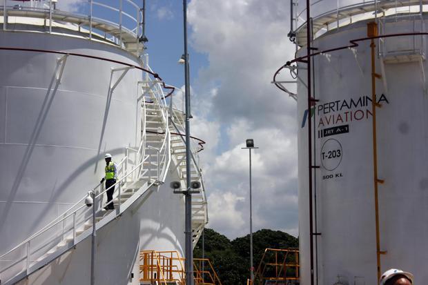 bioavtur, pertamina, j5, bahan bakar nabati