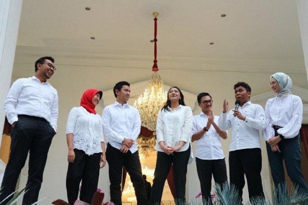 Jokowi, staf khusus, staf khusus jokowi, startup, Ruangguru,