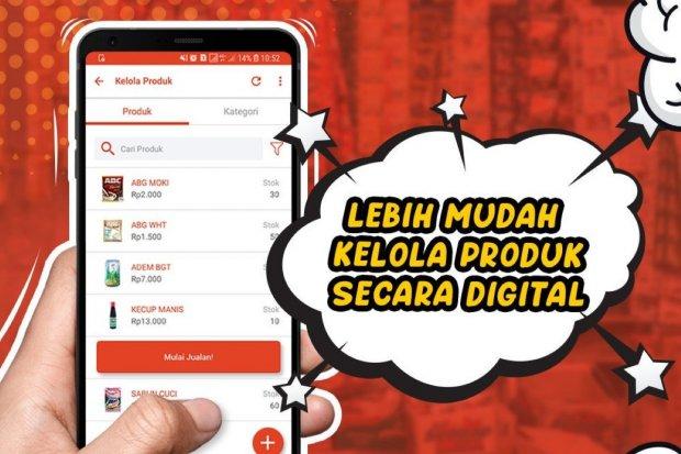 aplikasi Qasir, aplikasi Miqro, startup penyedia platform POS, UMKM, toko kelontong, point of sales (POS), digital, berita terkini hari ini