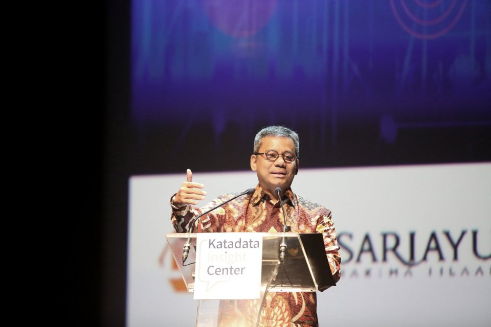 Wakil Menteri Keuangan Suahasil Nazara, pajak e-commerce, omnibus law