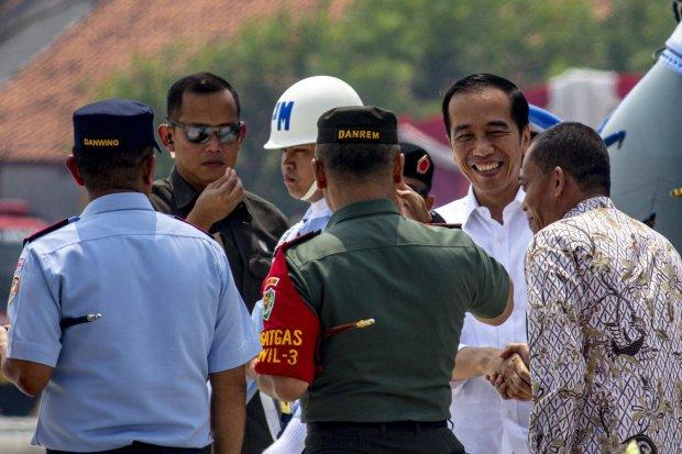 Presiden Tinjau Pelabuhan Patimban