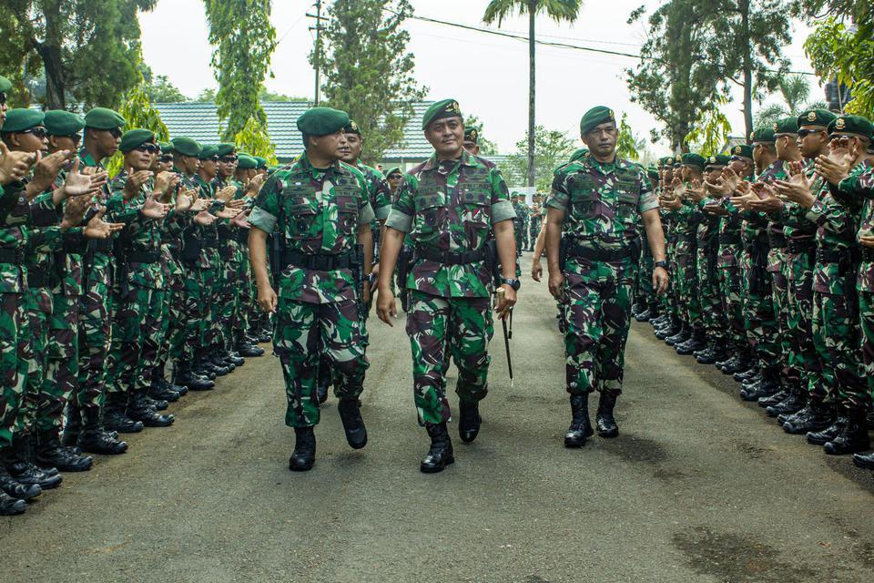Wakil Panglima TNI, TNI, Jokowi