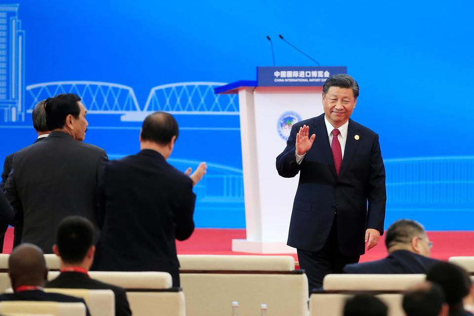 Perang Dagang, Xi Jinping, Presiden China Xi Jin Ping
