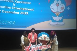 traveloka doraemon