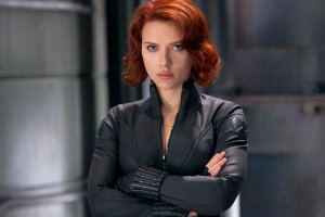 Poster Film Black Widow