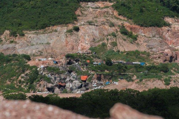 tambang emas, penambangan emas skala kecil, pesk, pertambangan, tambang ilegal, bppt