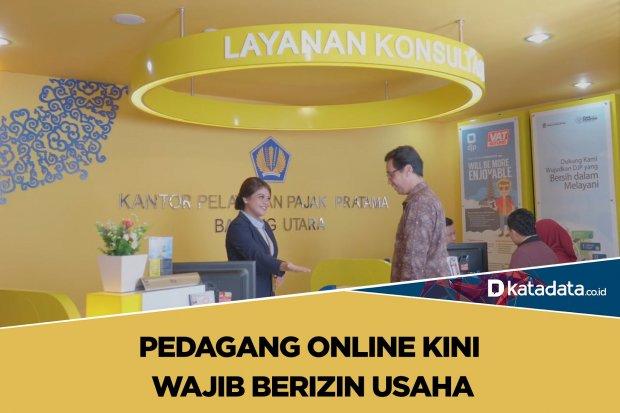 pedagang online