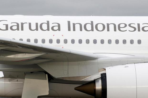 INDONESIA-GARUDA INDONESIA