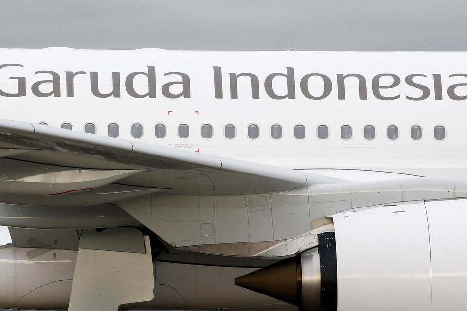 Garuda Indonesia, Utang Garuda, Laporan Keuangan Garuda, Laba Garuda