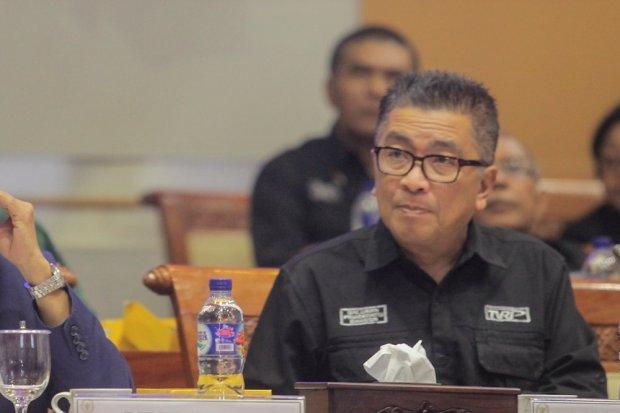 Direktur Utama TVRI Helmy Yahya