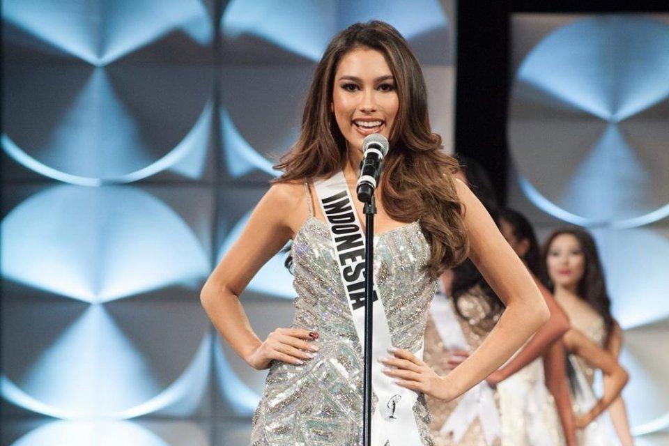 profil Frederika Cull, Miss Universe 2019, Puteri Indonesia 2019, Indonesia masuk 1 besar Miss Universe 2019,