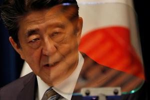JAPAN-POLITICS/ABE