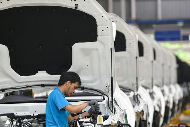Industri Manufaktur Besar & Sedang 2019 Naik 4,01% Terdorong Pemilu.