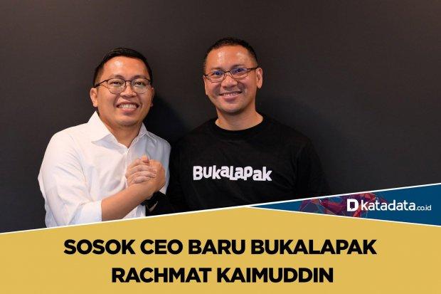 CEO Bukalapak