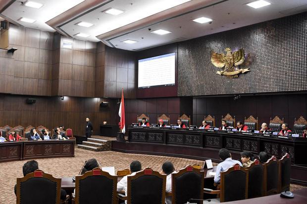Mahkamah Konstitusi, Hakim MK Baru, Pelantikan Hakim MK, Jokowi
