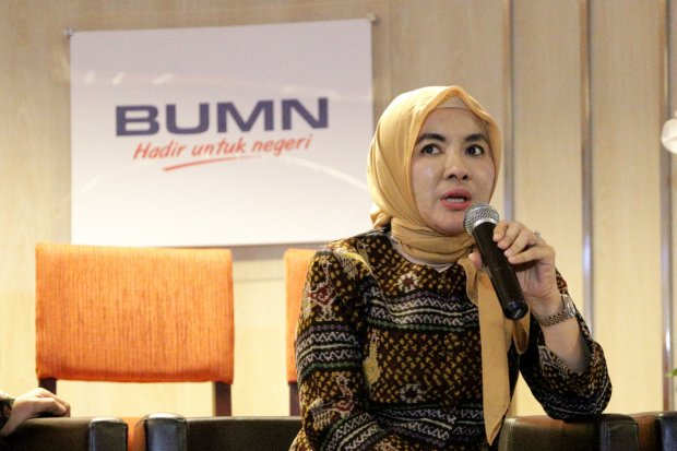 fortune, nicke widyawati, pertamina, 50 Most Powerful Women International
